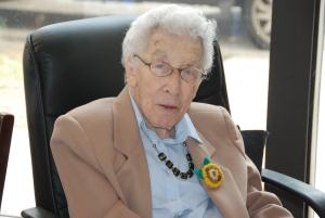 Honoree Hilde Staniulis