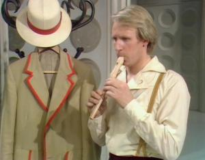 The fifth doctor may have found the recorder a challenge, but he never attended our chapter meetings.